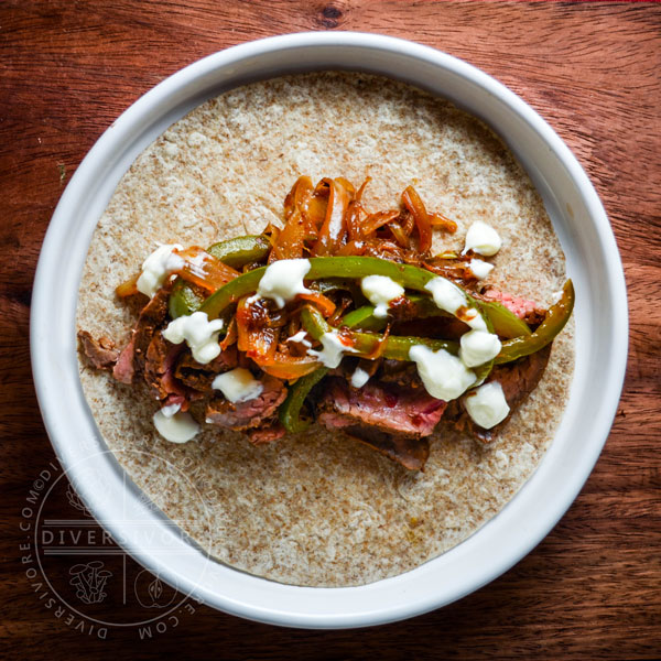 Carne Asada Borracha - Beer & Guajillo Marinated Grilled Steak