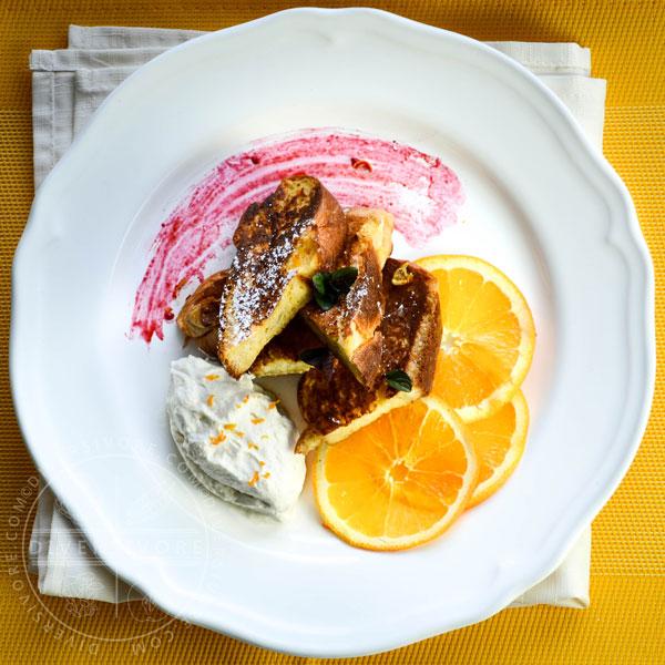 Seville Orange French Toast