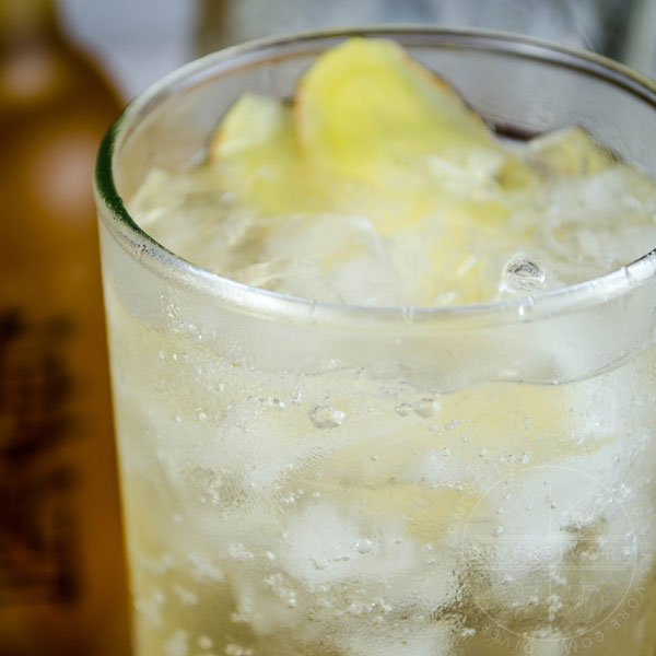 Ume Highball - A Whisky and Umeshu Cocktail