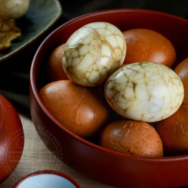Taiwanese Tea Eggs